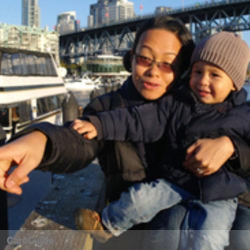 Canadian Nanny Provider Cristina 's Profile Picture