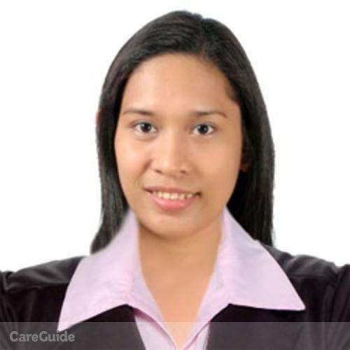 Canadian Nanny Provider Lea's Profile Picture