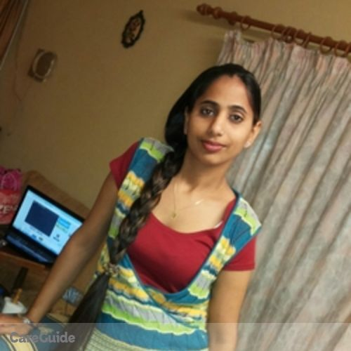 Canadian Nanny Provider Manpreet Khiva's Profile Picture