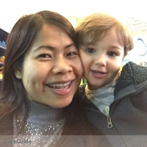 Canadian Nanny Provider Irene Cabasaan's Profile Picture