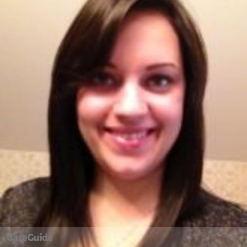 Canadian Nanny Provider Jodie Neilson's Profile Picture
