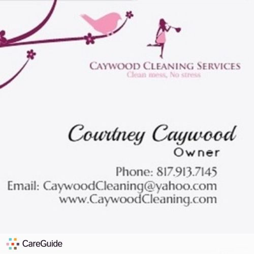 Housekeeper Provider Courtney Caywood's Profile Picture