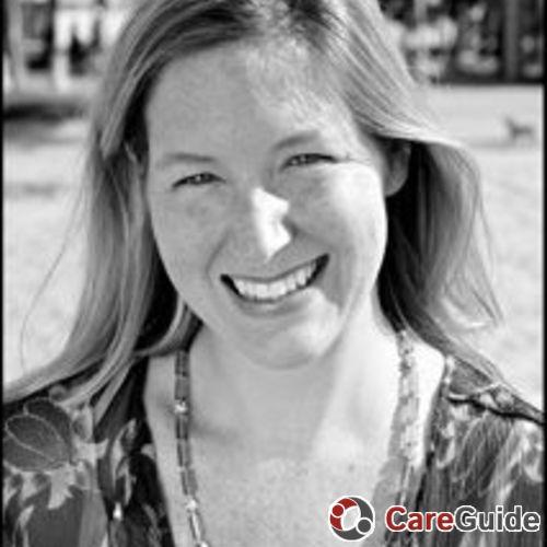Child Care Job Brooke D's Profile Picture