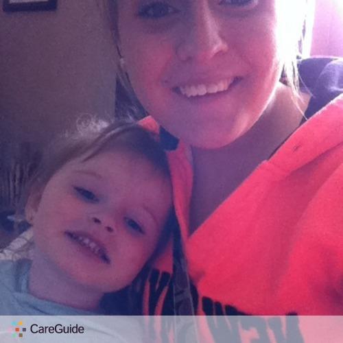 Child Care Provider Ashley Reed's Profile Picture