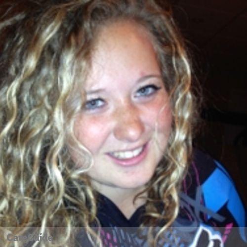 Canadian Nanny Provider Rebecca Ware's Profile Picture