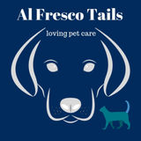 Al Fresco Tails is based out of Providence, RI and services dogs of all shapes and sizes in Providence and on the East Bay.