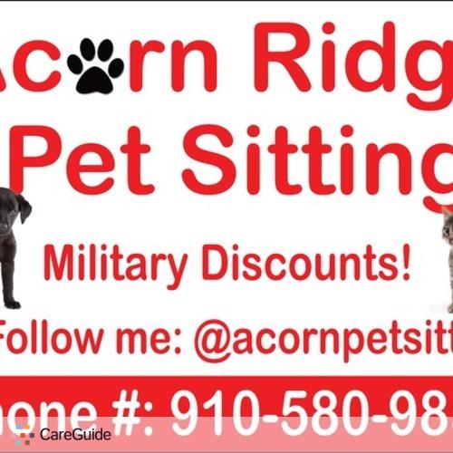 Pet Care Provider Caitlin McAlarney's Profile Picture