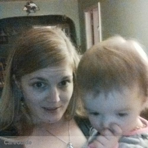 Canadian Nanny Provider Caitlin Hecker's Profile Picture