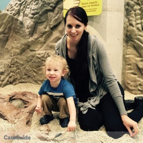 Child Care Provider Rachel C's Profile Picture