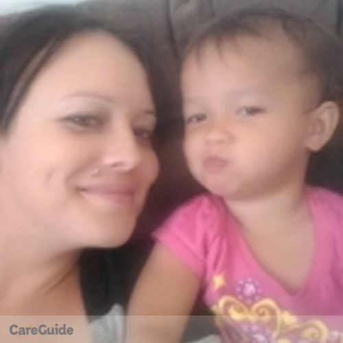 Canadian Nanny Provider Crystal White's Profile Picture