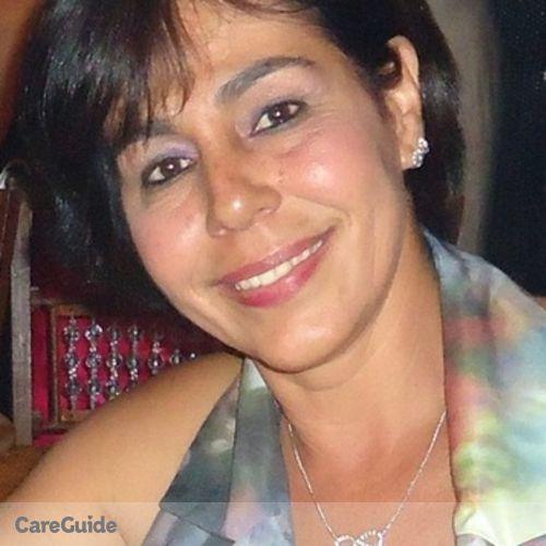 Canadian Nanny Provider Rosangela Ferreira's Profile Picture