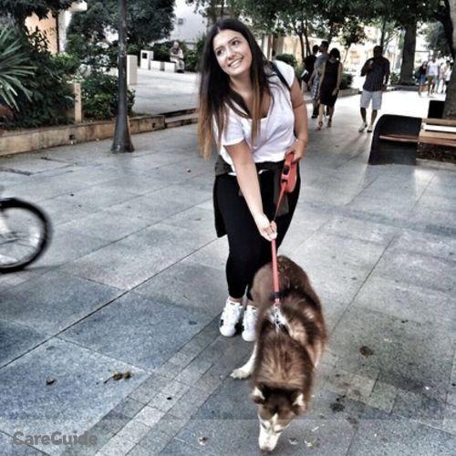 Pet Care Provider Saliha Yilancioglu's Profile Picture