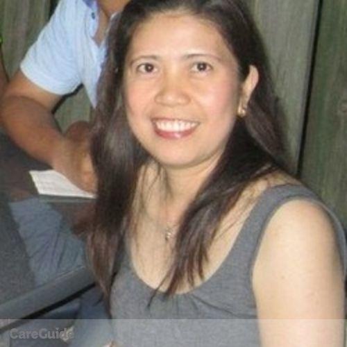 Canadian Nanny Provider Marissa Garcia's Profile Picture