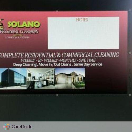 Housekeeper Provider Trishia Solano's Profile Picture