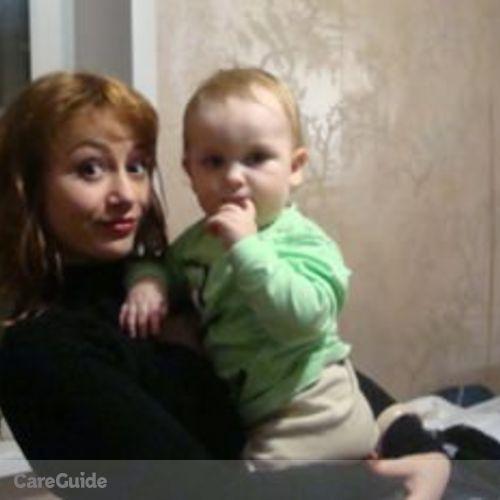 Canadian Nanny Provider Nastia Vard's Profile Picture
