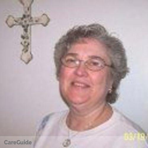 Canadian Nanny Provider Claire Meunier's Profile Picture