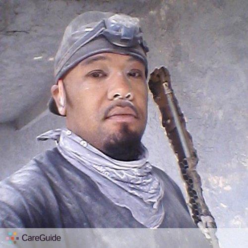 Handyman Provider Adamu Robinson's Profile Picture