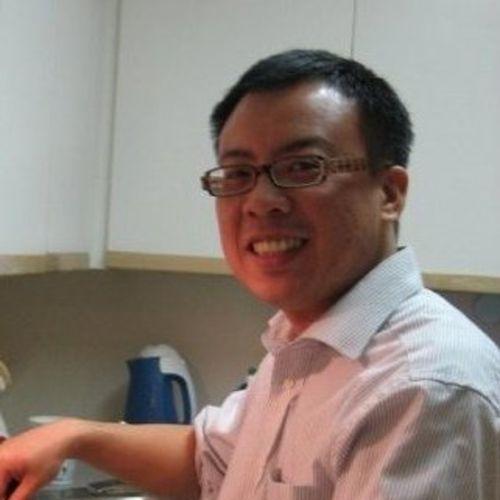 House Sitter Provider Adrian Liu's Profile Picture