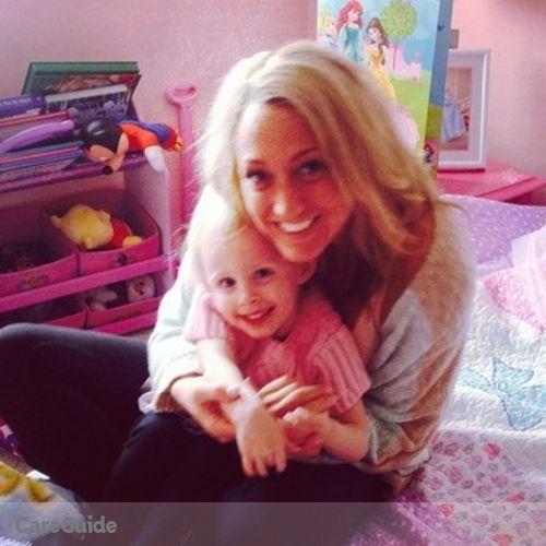 Canadian Nanny Provider Melissa Bird's Profile Picture