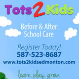 Looking for a LEVEL 1 or 2 ASAP- Come join the Tots 2 Kids team! It's a fun place to work w/ lots of opportunity! MUST DRIVE!