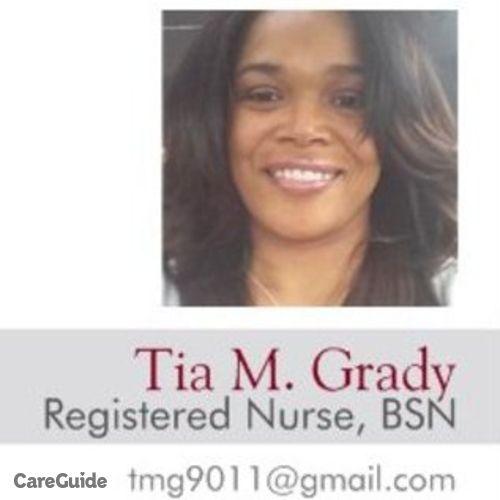 Elder Care Provider Tia Grady's Profile Picture