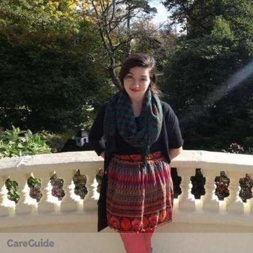 Canadian Nanny Provider Adrienne 's Profile Picture