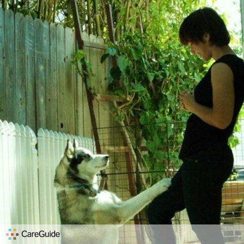 Pet Care Provider Lyudmila Holt's Profile Picture