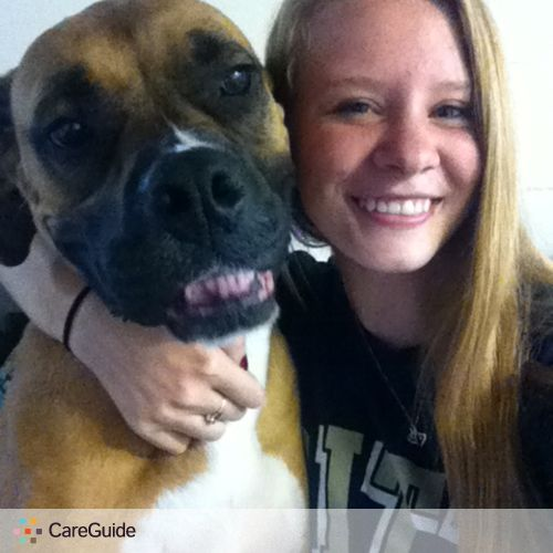 Pet Care Provider Alyson Cave's Profile Picture