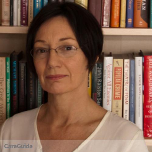 Canadian Nanny Provider Barbara Cuerden's Profile Picture