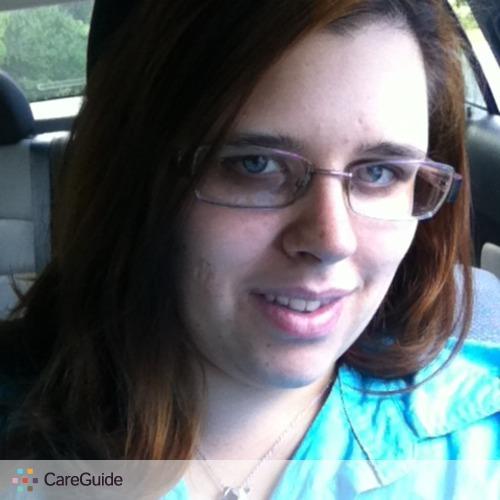 Child Care Provider Sasha B's Profile Picture