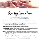 R Joy Care Home