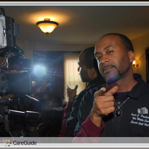 Videographer Provider Irvin Harmon's Profile Picture