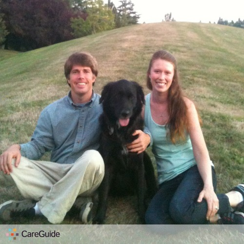Pet Care Provider Morgan and Jack McGuirk's Profile Picture