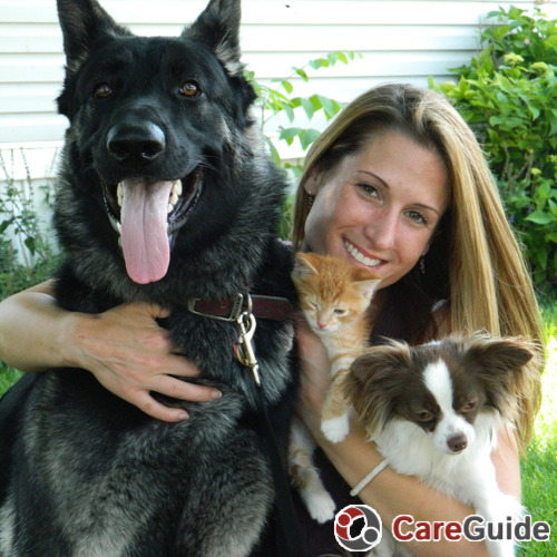 Pet Care Provider Christine Chiu's Profile Picture