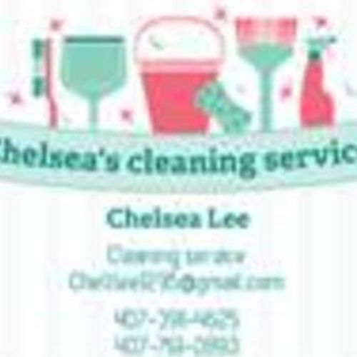 Chelsea's cleaning service