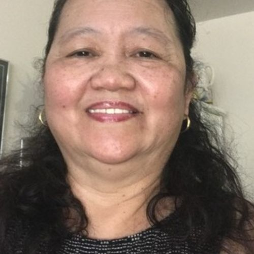 Housekeeper Provider Edna A's Profile Picture