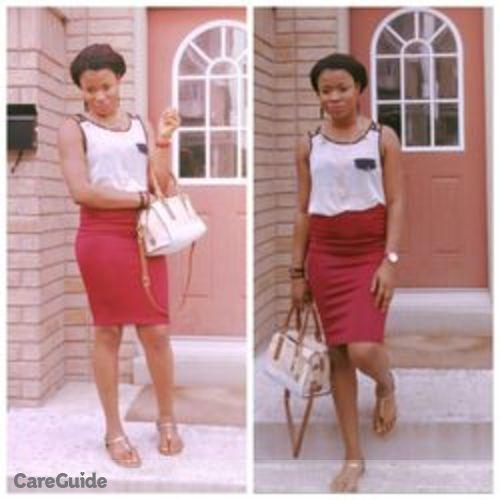 Canadian Nanny Provider Josephine Nwankwo's Profile Picture