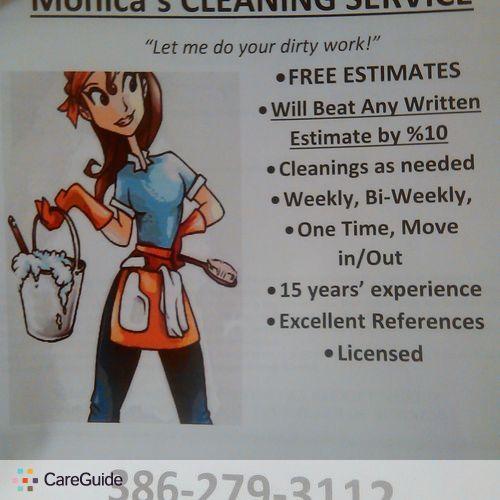 Housekeeper Provider Monica Heintschel's Profile Picture