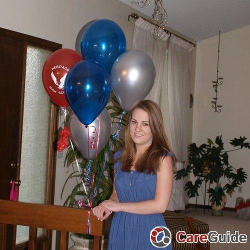 Child Care Provider Kellie Spoerl's Profile Picture
