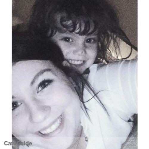 Child Care Job Victoria Fouts's Profile Picture