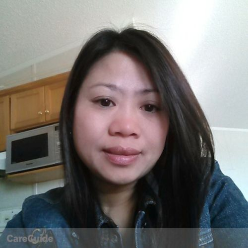 Canadian Nanny Provider Karen Liwanag's Profile Picture