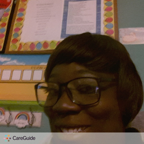 Child Care Provider Janice Garner's Profile Picture