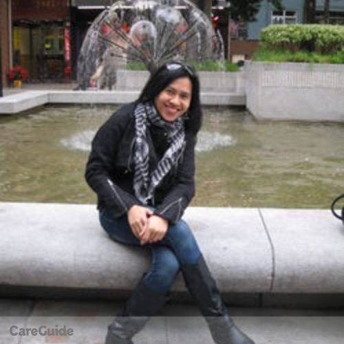 Canadian Nanny Provider Sherryl Rose Vergara's Profile Picture
