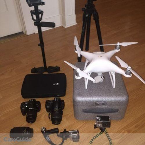 Videographer Provider Robert Wall's Profile Picture