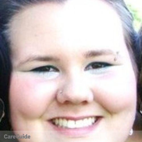 Canadian Nanny Provider Jessica Schiefke's Profile Picture