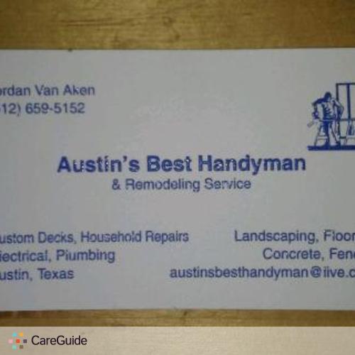 Austin's Best Handyman Service