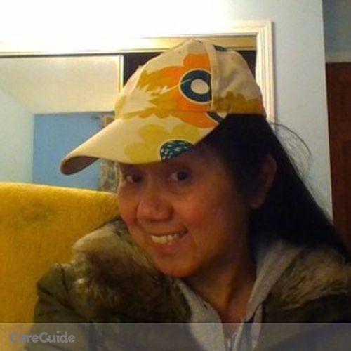 Canadian Nanny Provider Edna I's Profile Picture