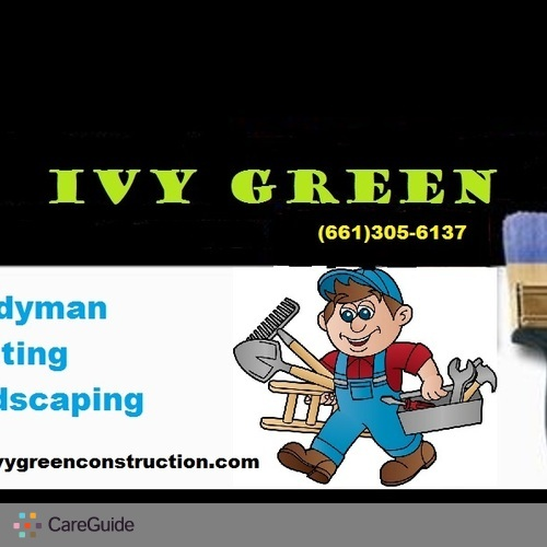 Handyman Provider Ivy G's Profile Picture