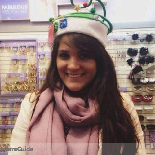 Canadian Nanny Provider Nathalia Martins's Profile Picture
