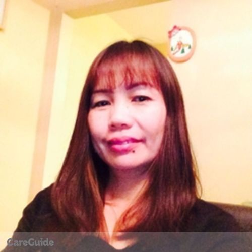 Canadian Nanny Provider Anna May Dimaandal's Profile Picture